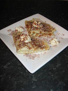 Palacsinta | Borsó receptjei French Toast, Pizza, Breakfast, Food, Morning Coffee, Essen, Meals, Yemek, Eten