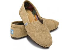Toms are totally an addiction - Can't stop with just one pair.  Love these, they just get more comfortable as you wear them and you can't beat the cause.