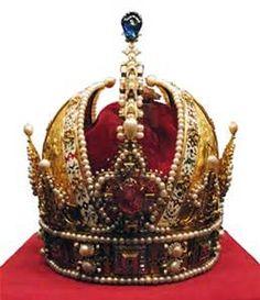 Emperor Austrian-Hungarian Empire Crown -