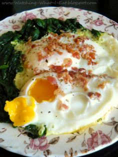 Eggs for Breakfast ~ Low Fat / Low Carb Meals