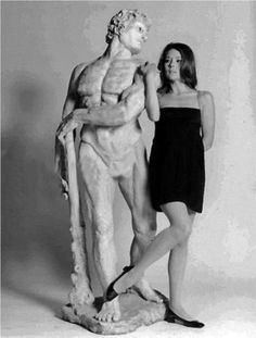 Rigg's only nude scene was on stage for the play Abelard and Heloise . The Original Avengers, New Avengers, Emma Peel, Diana Riggs, Dame Diana Rigg, Tara King, 1980s Pop Culture, Bond, Carly Simon
