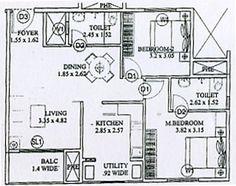 Samethana floor plan  view all details on www.bangalore5.com