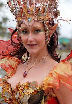 Autumn Faery...Florida Ren Faire