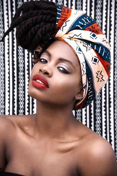 We sell bold African-inspired clothing for the modern woman. African dresses, African Head Wraps, African Pants & Shorts, African Jewelry and many more. African Inspired Fashion, African Fashion, African Style, Nigerian Fashion, Ghanaian Fashion, African Design, African Head Wraps, Pelo Natural, Afro Punk