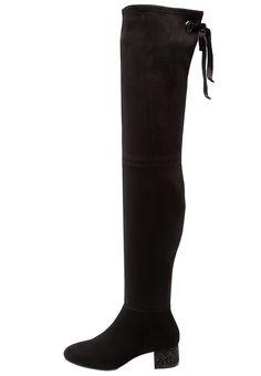 mint&berry Overknees - black für 179,95 € (10.09.17) versandkostenfrei bei Zalando bestellen.