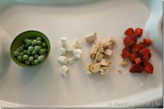 What a Toddler Eats: Before & After | A Healthy Slice of Life - meal ideas for kids from multiple moms
