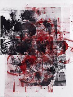 CHRISTOPHER WOOL http://www.widewalls.ch/artist/christopher-wool/ #contemporary #art