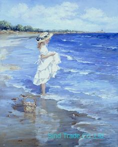 Pintado a mano de la playa pintura al óleo australia-imagen-Pintura y Caligrafía-Identificación del producto:471672951-spanish.alibaba.com