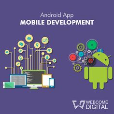 we outline and build up each sort of Android Mobile Application Development for cell phones and tablets. #androidappdevelopment #mobileapplication #development