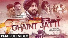 हरसिमरन का नया गाना 'Ghaint Jatti'