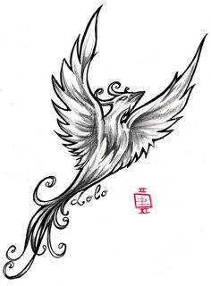 bird of fire phoenix - Google Search