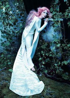 actress saoirse ronan in a vogue photoshoot love the