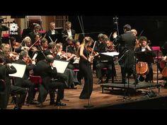 Wonderfully talented violinist Nicola Benedetti plays Korngold Violin Concerto
