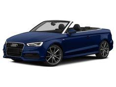2015 Audi A3 1.8T Premium Plus (S tronic) Cabriolet | Seattle,WA | University Audi  Year: 2015 Make: Audi Model: A3 Trim: 1.8T Premium Plus (S tronic) Bodystyle: Cabriolet Doors: 2 door Engine: 1.8L TFSI four-cylinder engine Transmission: 6-Speed Dual Clutch Drive Line: FWD Fuel Type: Gas Exterior Color: Scuba blue metallic / Black roof Interior Color: Titanium gray
