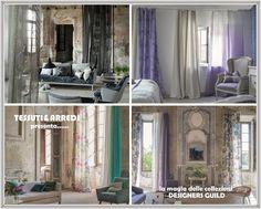 le nuove collezioni Designers Guild, tende da sogno per la vostra casa