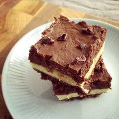 Raw mint chocolate treats Vegan Warrior