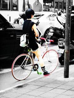 Taipei street corner. Taipei Taiwan, Bicycle, Corner, Street, Bike, Bicycle Kick, Bicycles, Walkway