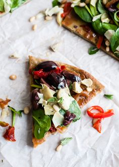 How to Make Quinoa Pizza Crust | Henry Happened