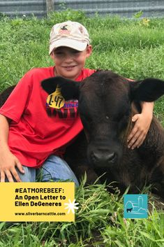 In An Open Letter to Ellen DeGeneres, a Nebraska Cattle Producer urges the talk show host (and others) to educate themselves before making judgments.