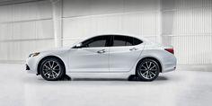 2015 Acura TLX | Exterior Photos | m.acura.com