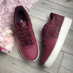 newest collection 488db 97280 Nike Shoes   Brand New Nike Air Force 1 Lv8   Color  Red White