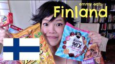 Emmy Eats Finland - Finnish snacks & sweets