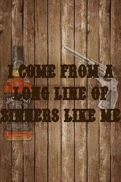 sinners like me - Eric Church Country Strong, Country Life, Country Girls, Country Living, Country Roads, Thats The Way, That Way, Ec 3, Everything Country