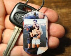 Boyfriend gifts - picture keychain - photo keychain, gifts for boyfriend, boyfriend gift.