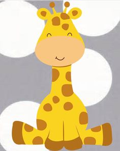 Nicole Brooke Designs - Giraffe