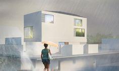 +48 grupa projektowa - Crow's nest house