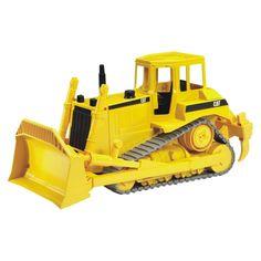 Bruder Toys Bulldozer, Toy Vehicles