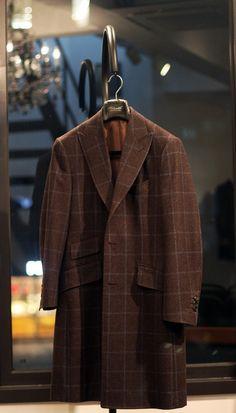 tailorablenco: gorgeous overcoat