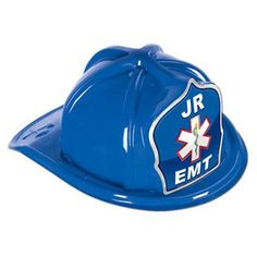 These emt hats and fire ones