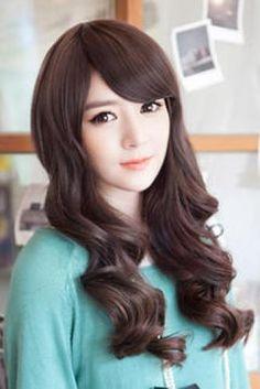Long 3/4 Wig - Wavy Black Diamond, Diamond Rings, Discount Jewelry, Wigs, Long Hair Styles, Accessories, Beauty, Women, Fashion