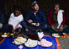 Prince Harry stays with local family during his trip to Nepal #HarryInNepal