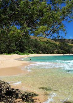 Moloa'a Beach, Kauai