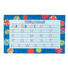 Learning to Write Dry Erase Mats - OrientalTrading.com