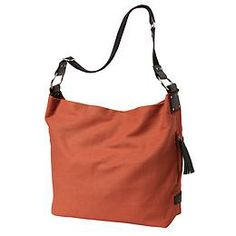 Adventure Hobo Bag by Ellington® - The soft, slouchy bag with a large main compartment for toting all your travel necessities.