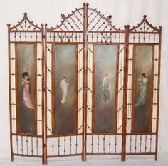 113 Best Victorian Dressing Screens Images Dressing