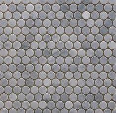 26080 Bianco Carrara Penny Rounds