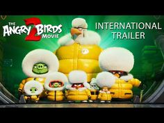The Angry Birds Movie 2 (film, A computer-animated action comedy film by Sony Pictures Releasing/Columbia Pictures. Directed by Thurop Van Orman, John Rice. Bill Hader, Angry Birds 2 Movie, Angry Birds Movie Characters, Sony Pictures Entertainment, Flightless Bird, Bloom, Official Trailer, Trailer 2, Movie Trailers