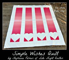 Simple Wishes Quilt « Moda Bake Shop