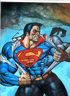 Superman  Simon Bisley