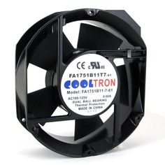 115V AC Cooling Fan 172mm x 150mm x 51mm MS ** Be sure to check out this awesome product.Note:It is affiliate link to Amazon.