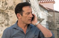"""Jason Isaacs in Dig, Season 1 Episode 2 """"Catch You Later"""""""