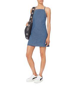 3x1 Florence Twist Denim Dress