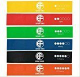 Yoga and Wellbeing. new Resistance Bands Workout Exercise Yoga 11 Piece Set Crossfit Fitness Tubes. Resistance Loop Bands, Resistance Workout, Extreme Workouts, Extreme Fitness, Mini Band Exercises, Yoga Fitness, Fitness Band, Crossfit, Strength