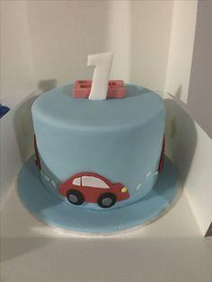 First bday cake vroooom #mkcakesandsweets