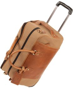 A wide range of high quality leather and canvas luggage travel bags for the discerning traveller, are available to purchase online from Fur Feather and Fin. Travel Luggage, Luggage Bags, Travel Bags, Travel Trolleys, Trolley Bags, Leather Backpack, Backpacks, Luxury, Canvas