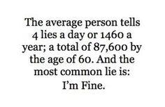 Lies (chpt 3 +chpt 8)